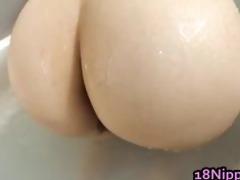 stluuty and hairy japanese schoolgirl part8
