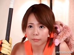 oriental hot actress acquires bushy beaver vibed