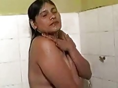 indian mother i shows her titties whilst having