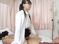 super hawt japanese nurses engulfing part5