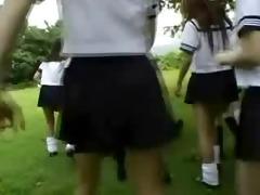 schoolgirls revenge