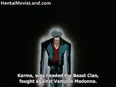 hot hentai vampire captured in brute part2