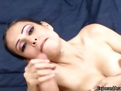 arabian hotty with large fake mambos riding part2