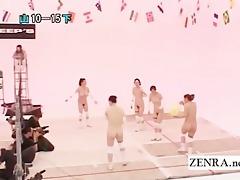 subtitled nudist japan milfs volleyball and cum