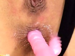 oriental chocolate hole vibrated hardly
