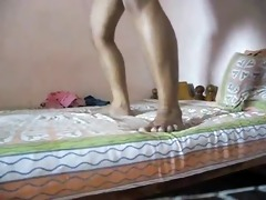 hot skinny indian aunty screwed hard and