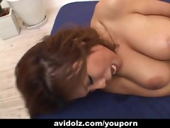 breasty sexually excited doxy romihi nakamura