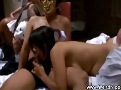 sex crazed nurses begin dirty groupsex