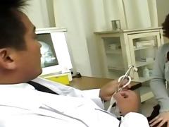 mongolian doctor and mongolian anus
