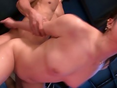 an oriental oral pleasure and fucking with hinata