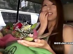 japanese gals enchant jav school girl in