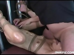 slim roped oriental t live without it is coarse