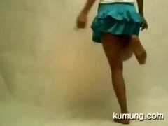 [korea] hawt gal solo dance hot show - porndl.me