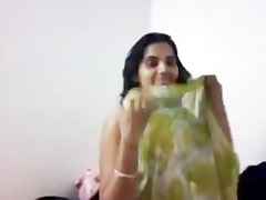 indian call angel aunty show her breasty