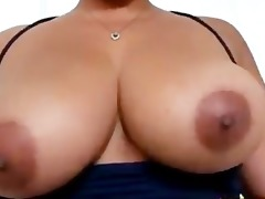 large and bouncy