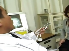 oriental doctor and oriental bum