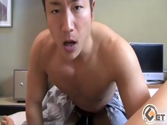 fuck by japanese hunk