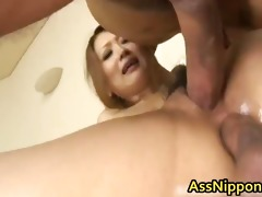 youthful oriental honey acquires the one and the