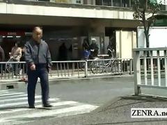 public weird japanese big o inducing perverted