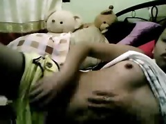 legal age teenager filipina show her body part-0