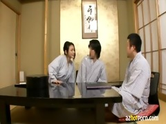 azhotporn.com - japanese group sex oriental baths