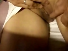 public fellatio enjoyment in asian restaurant