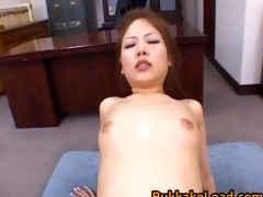 aya matsuki perverted oriental doll in office