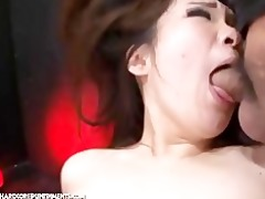 japanese servitude sex pour three-some ball