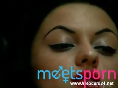 arab beauty fingering her slit on livecam -