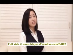 anri hosizaki oriental doll receives her boobs