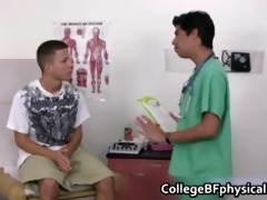 chino acquires his pounder examined and receives