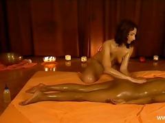 erotic lesbian massage lessons