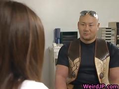 asami ogawa sexy oriental hottie vs tentacles