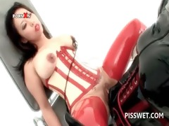 sadomasochism oriental sex bondman in latex