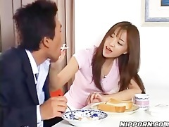 japanese wife receives nailed