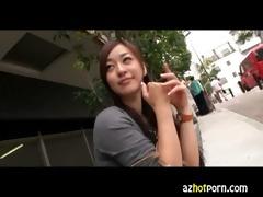 azhotporn.com - oriental wife fall for large dark