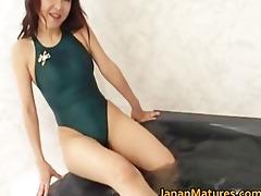 slutty japanese aged women engulfing part7