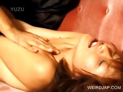 oriental scene with whore cum-hole fisted