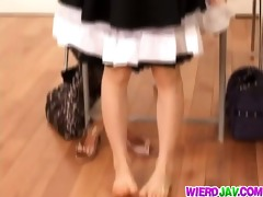 japanese playgirl in eager sex game