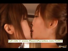 rio hamasaki and kirara asuka oriental chicks in