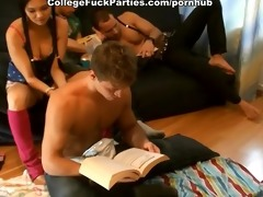 gangbang oriental students