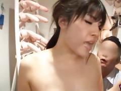 azusa nagasawa engulfing weenie and creamed part11