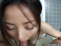 japanese honey reo matsuzaka gulps a unbending