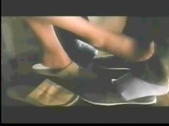 video outtake japanfootsie