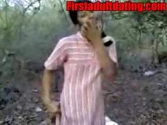 indian dilettante desi sex in public forest