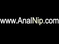 sleeping mongolian girl anal group-fucked