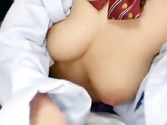 amwf bella anne interracial with oriental chap