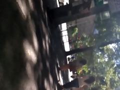 asians walking in seattle