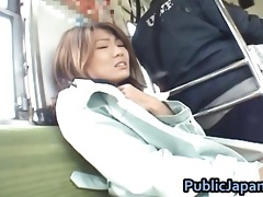 juri wakatsuki pleasant oriental model enjoys