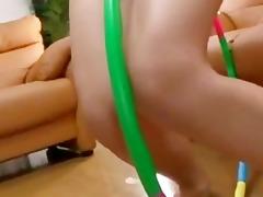 ogura yuzu exercise and play